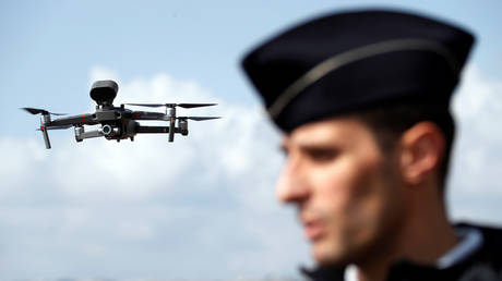 French privacy watchdog slams authorities for using drones to enforce Covid-19 rules and curfews