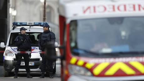 Paris police investigating alleged 'black supremacist' bomb-maker who blew up flat, injuring himself & 1 other