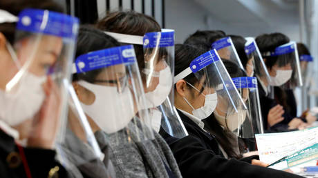 Japan considers heavy fines & JAIL for violators of coronavirus restrictions
