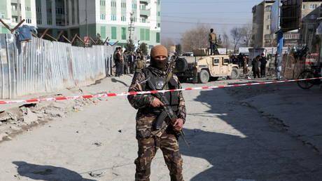 Gunmen kill 2 female Afghan judges in targeted attack in Kabul