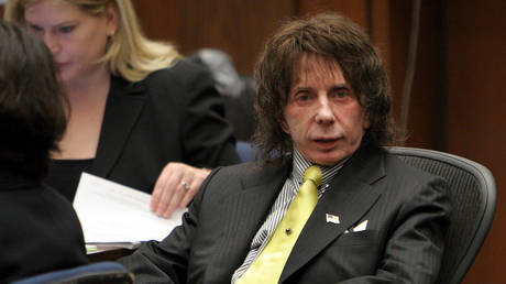 Music producer and convicted murderer Phil Spector dies aged 81 after contracting Covid-19