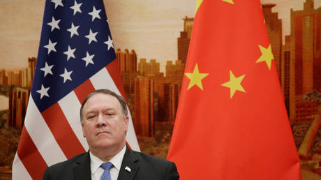 'Praying mantis': China mocks Secretary of State Mike Pompeo over latest US sanctions