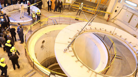 Iran producing half a kilo of 20%-enriched uranium every day without technical problems, says country's atomic energy boss