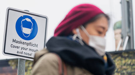 Germany extends Covid-19 lockdown, makes masks compulsory amid fears of new virus strains