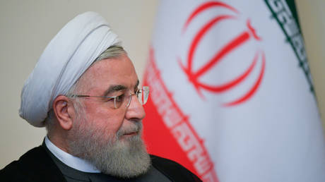 """Trump's political life has ended, but the nuclear deal is still alive: Rouhani says """"ball in US court"""" over JCPOA"""