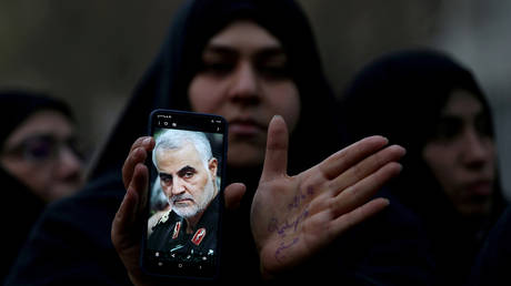Trump left office 'defeated, isolated & broken', Iranian General Soleimani's daughter says in withering statement