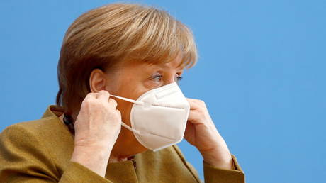 Merkel threatens to close Germany's borders unless EU finds common ground in Covid-19 fight