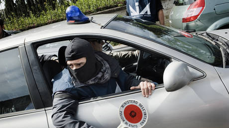 Politicians among 48 arrested in huge Italian bust on 'Ndrangheta mafia, hundreds of millions in cash seized