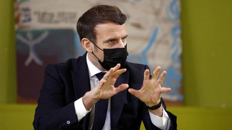 France has become 'a nation of 66 million prosecutors,' says Macron, rejecting criticism of government's pandemic response