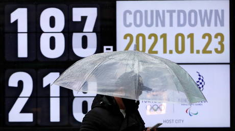 Japan not expected to reach herd immunity against Covid-19 until OCTOBER, as calls grow for Tokyo Olympics to be scapped