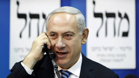 Facebook BLOCKS Israeli PM Netanyahu's chatbot over 'offending post'
