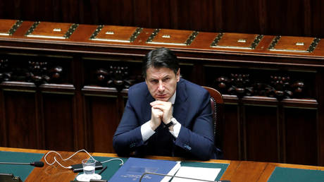 Italian PM Conte to resign in bid to form new coalition government – cabinet office
