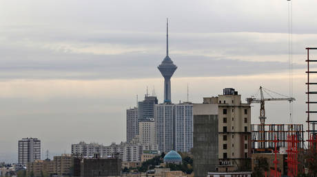 Iranian-American facing spy charges arrested after trying to jump bail & flee Iran