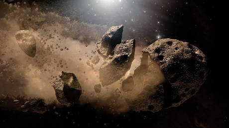 Big Ben-sized space rock among FIVE headed this way, as scientist proposes humans COLONIZE asteroid belt itself