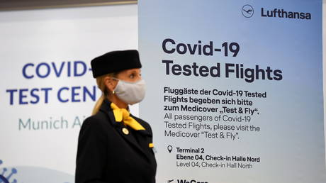 Germany looking at air travel ban and border shutdowns in bid to curb spread of Covid-19 variants