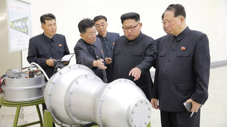 'Creative approach': South Korea suggests North should freeze ALL 'nuclear activities' just to 'begin' rapprochement with US