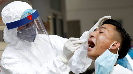 Covid-cautious Vietnam to build 3 field hospitals after first virus outbreak in 55 days