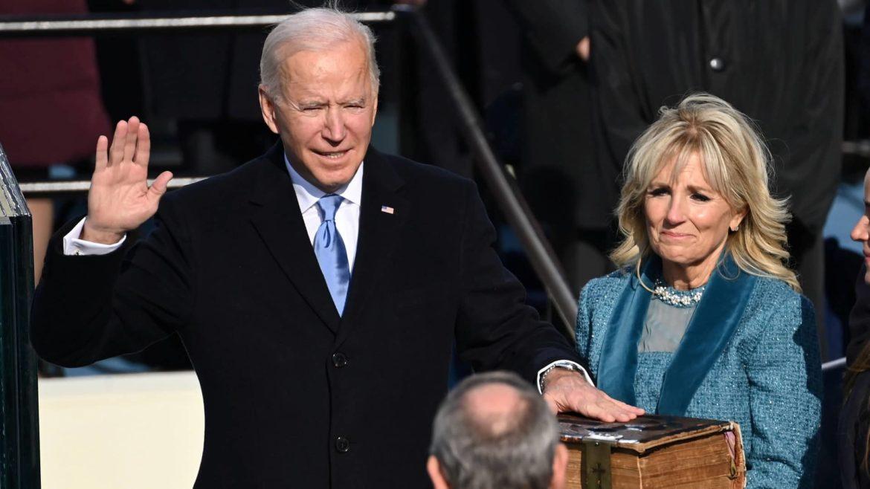 Joe Biden Is Officially President