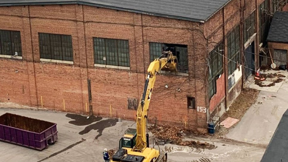 Demolition on South Toronto heritage site PAUSED by judge
