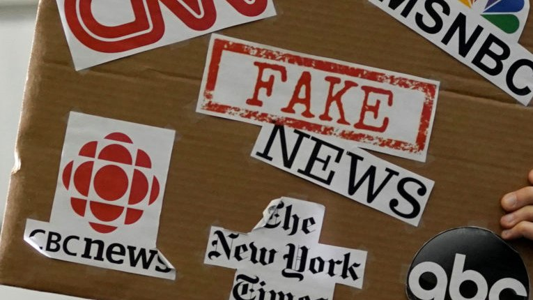 Data suggests people are losing TRUST in traditional media