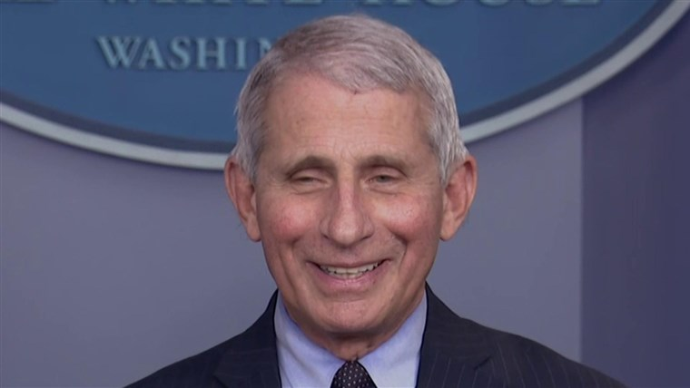 Fauci Is Free and Telling it Like it Is