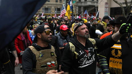 Canadian government designates Proud Boys as TERRORIST group