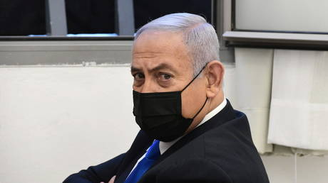 Amid protests & ahead of upcoming election, Israeli PM Netanyahu pleads not guilty to corruption charges