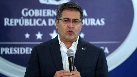 US prosecutors target Honduran president in COCAINE probe