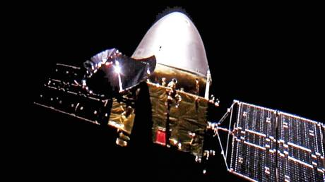 Tianwen-1 probe successfully enters Mars orbit in China's first independent mission to Red Planet