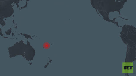 New Zealand issues tsunami activity warning after 7.7 magnitude earthquake in South Pacific