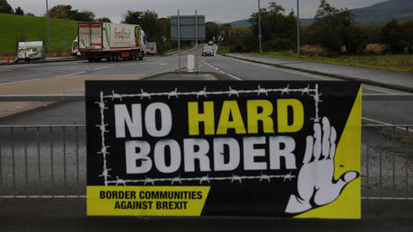 EU members 'need to cool it' on Brexit, says Irish PM as tensions with UK simmer following vaccine debacle at NI border