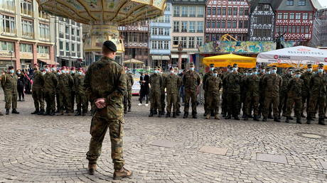 Number of neo-Nazis in German Army who reject post-WWII state almost DOUBLED in 2020 – parliamentary commissioner