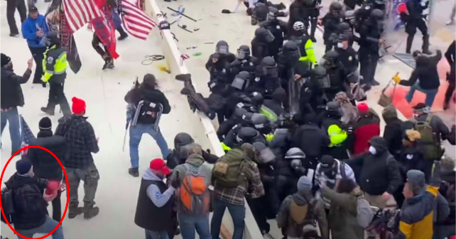 More Than a Dozen Accused Capitol Rioters Say Trump Incited Them