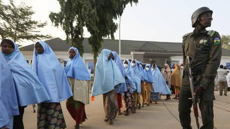 All kidnapped Nigerian schoolgirls released by gunmen in Zamfara state