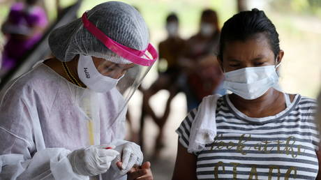 Brazil Covid-19 variant may reinfect up to 61% of those who recover from virus – study