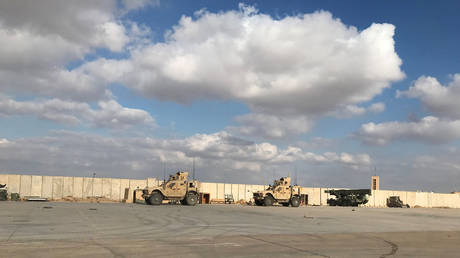 US civilian contractor dies following missile attack on coalition airbase in Iraq – Pentagon