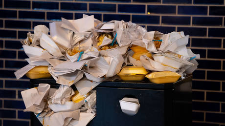 Nearly a fifth of all food produced around the world ends up in the bin, UN report says