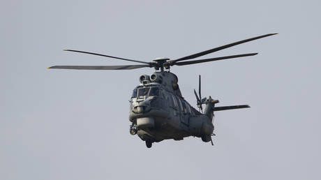 9 dead, 4 injured in Turkish military helicopter crash