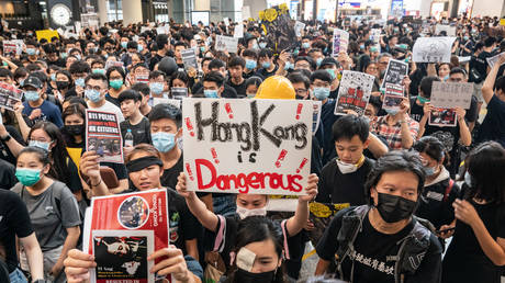 Hong Kong activists granted bail after prosecutors drop appeal against release