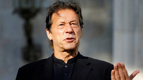 Pakistan's Imran Khan remains in power after surviving 'voluntary' vote of no confidence