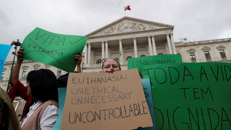 Portugal's top court rejects bill to legalize euthanasia as unconstitutional