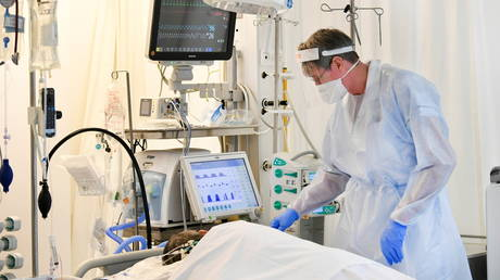 Dutch hospitals on 'code black' standby for beds as Netherlands sees biggest Covid-19 infection rise since 2020