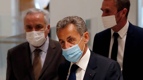 French ex-president Sarkozy on trial over 'illegal financing' of 2012 campaign, two weeks after corruption conviction
