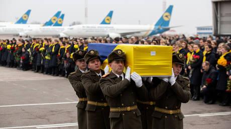Iran blames shooting-down of Ukrainian passenger jet on defense operator 'mistakenly' firing in wake of Soleimani killing