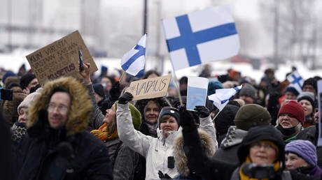 Finland backs down on plan to lock city dwellers in their homes as proposed anti-Covid measures deemed unconstitutional