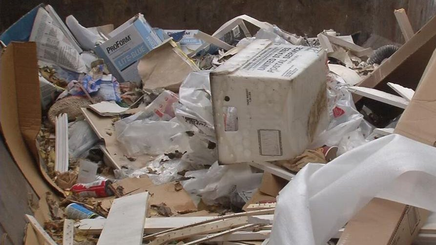 ARCHIVE: Ballots found in a dumpster in Kentucky, Postal Worker fired