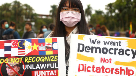 Establishment-approved activism: Twitter launches emoji to support 'pro-democracy' demonstrators in Myanmar, Hong Kong