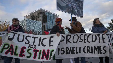 Israel tells International Criminal Court it doesn't have authority to investigate crimes in Palestinian territories