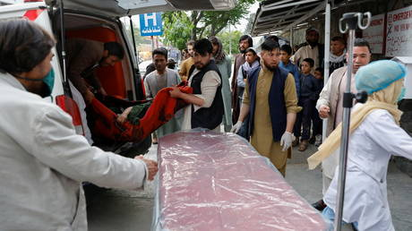 At least 30 killed, 50+ injured as multiple blasts rock school in Kabul (VIDEOS)