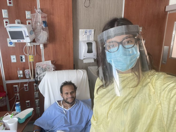 Experimental COVID-19 lung treatment being tested at Ontario hospitals